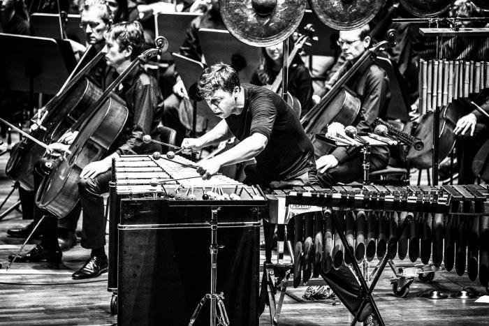 Martin Grubinger, Bochumer Symphoniker - Anneliese Brost Musikforum Bochum
