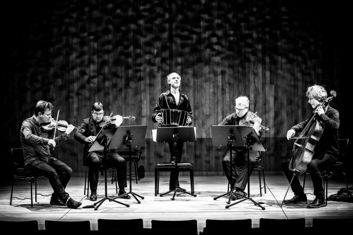 Vogler Quartett & Marcelo Nisinman